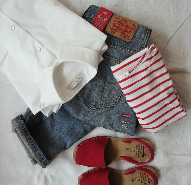 Outfit schiuma party