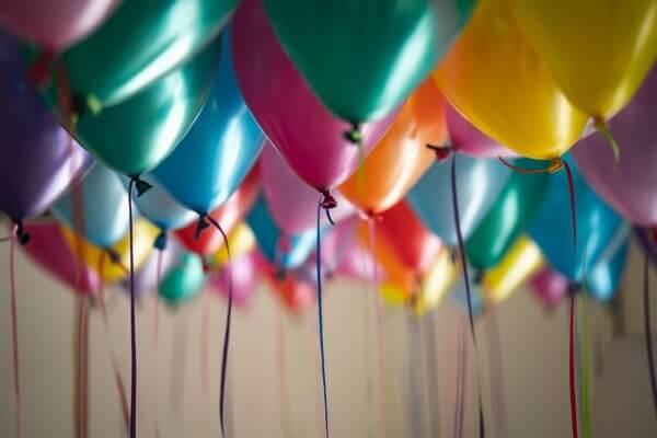 Palloncini schiuma party