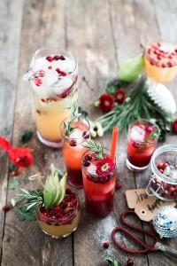 Cocktails alla frutta